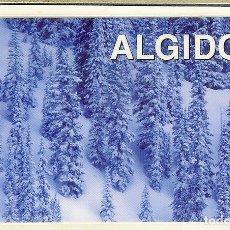 Coleccionismo Calendarios: CALENDARIO PUBLICITARIO PLASTIFICADO - 2004 - ALGIDOL - ALMIRALL. Lote 194331050