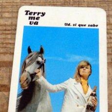 Coleccionismo Calendarios: CALENDARIO DE BOLSILLO 1967. TERRY.. Lote 194390666