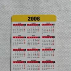 Coleccionismo Calendarios: CALENDARIO BOLSILLO 2008 - MOBIPAY / RADIOTELEFONO-TAXI MADRID. Lote 194534843
