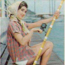 Coleccionismo Calendarios: CALENDARIO DE BOLSILLO PUBLICIDAD .--. AÑO 1967 .-BAR 3 PUERTAS VALLS .----- VER FOTO ADICIONAL. Lote 194556318