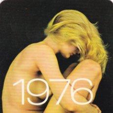 Coleccionismo Calendarios: CALENDARIO DE BOLSILLO PUBLICIDAD .--. AÑO 1976 .- BALLESTAS CABRE LERIDA --VER FOTO ADICIONAL. Lote 194568525