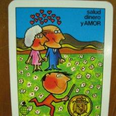 Coleccionismo Calendarios: ANTIGUO CALENDARIO FOURNIER 1983. Lote 194575278