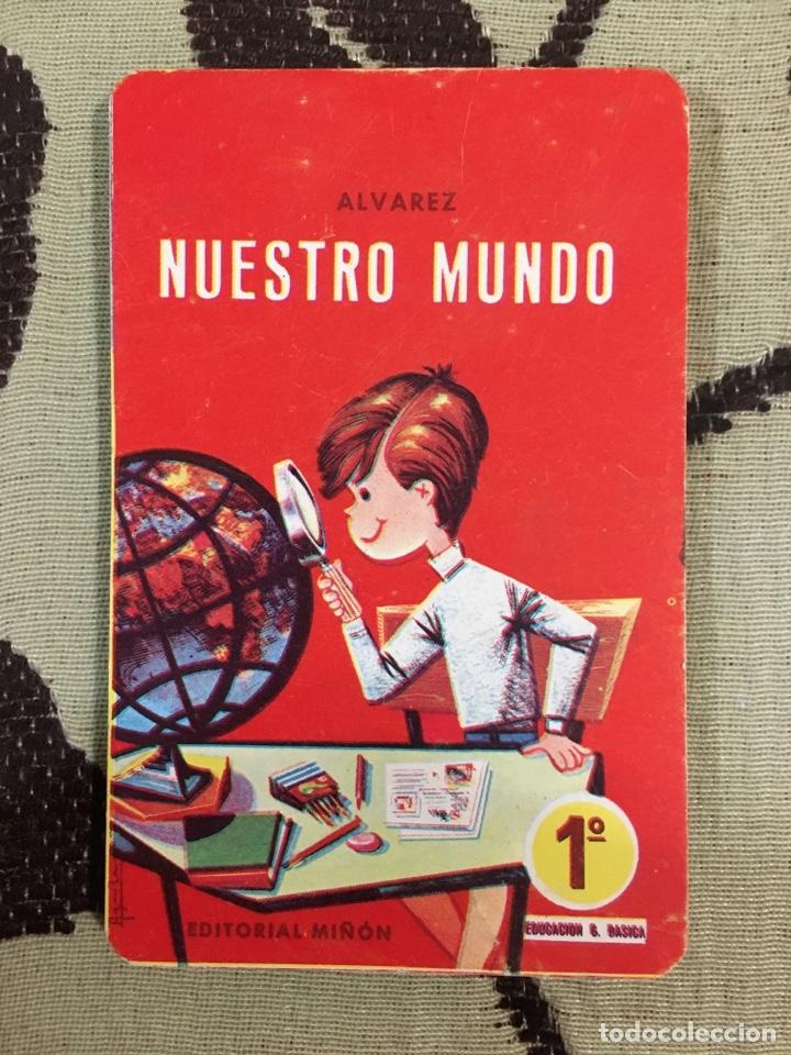 CALENDARIO 1972, MIÑON (Coleccionismo - Calendarios)