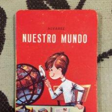 Coleccionismo Calendarios: CALENDARIO 1972, MIÑON. Lote 194617313
