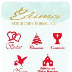 Coleccionismo Calendarios: CALENDARIO DE PUBLICIDAD 2007 EDIMA EDICIONES. Lote 194634795
