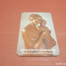 Coleccionismo Calendarios: CALENDARIOS....CALENDARIO NUESTRA SEÑORA DEL SAGRADO CORAZÓN ..1994......... Lote 194667133