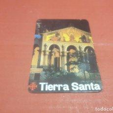 Coleccionismo Calendarios: CALENDARIOS....CALENDARIO TIERRA SANTA........1995..... Lote 194667785