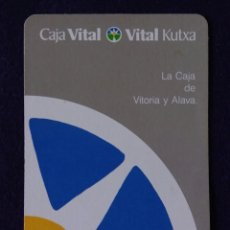 Coleccionismo Calendarios: CALENDARIO FOURNIER. CAJA VITAL VITAL KUTXA. 1991 . Lote 194694150