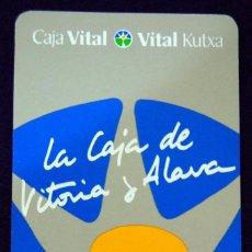 Coleccionismo Calendarios: CALENDARIO FOURNIER. CAJA VITAL. 1992 . Lote 194694335