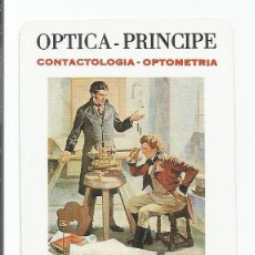 Coleccionismo Calendarios: CALENDARIO FOURNIER 1992 OPTICA PRINCIPE. Lote 194731211
