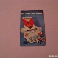 Coleccionismo Calendarios: CALENDARIO PELIKAN. 1984.. Lote 194731380