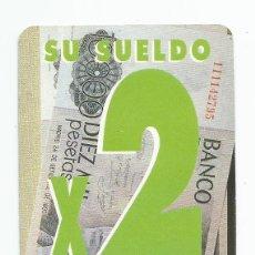 Coleccionismo Calendarios: CALENDARIO FOURNIER 1993 BANCO ZARAGOZANO. Lote 194731763