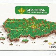 Coleccionismo Calendarios: CALENDARIO FOURNIER 1991 CAJA RURAL PROVINCIAL DE ASTURIAS. Lote 194732021
