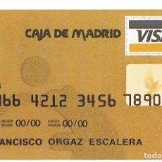 Coleccionismo Calendarios: CALENDARIO FOURNIER - AÑO 1998 - CAJA DE MADRID - NUEVO. Lote 194883346