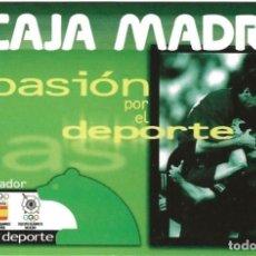 Coleccionismo Calendarios: CALENDARIO FOURNIER - AÑO 1998 - CAJA MADRID - NUEVO. Lote 194883505