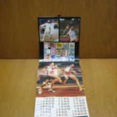 Coleccionismo Calendarios: ANTIGUO CALENDARIO DEPORTIVO CEGASA. Lote 194897265