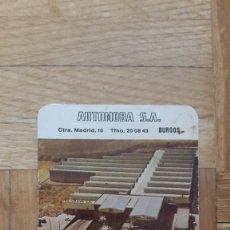 Coleccionismo Calendarios: CALENDARIO PUBLICITARIO. PEGASO. SAVA. SEAT. MICHELIN AÑO 1979. VER FOTO ADICIONAL. Lote 194945631