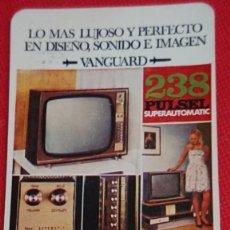 Coleccionismo Calendarios: CALENDARIO VANGUARD AÑO 1969. Lote 194949257