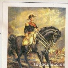 Coleccionismo Calendarios: -46299 CALENDARIO POLITICO MILITAR FRANCO, AÑO 2013, RETRATO ECUESTRE, PINTURA JUAN ANTONIO MORALES. Lote 194959336