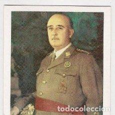Coleccionismo Calendarios: -62498 CALENDARIO FRANCO, POLITICO MILITAR , AÑO 2011, EMISION PARTICULAR. Lote 194959552