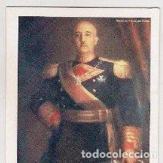 Coleccionismo Calendarios: -62497 CALENDARIO FRANCO, POLITICO MILITAR , AÑO 2010, EMISION PARTICULAR. Lote 194959766