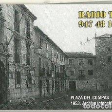 Coleccionismo Calendarios: CALENDARIO PUBLICITARIO. RADIO TAXI BURGOS. AÑO 2017. Lote 194965611