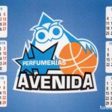 Coleccionismo Calendarios: CALENDARIO DE PUBLICIDAD 2020 PERFUMERIAS AVENIDA. Lote 194982683