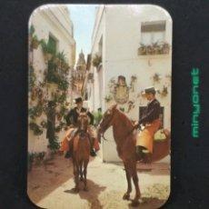 Coleccionismo Calendarios: CALENDARIO DE SERIE GRAY B-2165-XX DE 1981 - FOLCLORE ANDALUZ - BAR GERONA TERRASSA. Lote 195156705