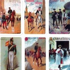 Coleccionismo Calendarios: 9 CALENDARIOS BOLSILLO MILITAR - GUARDIA CIVIL GRAN ESTADO-CALIDAD AÑO 2012 SERIE COMPLETA. Lote 195178175