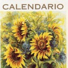 Coleccionismo Calendarios: CALENDARIO DE PUBLICIDAD 2002 ASOCIACIÓN DE PINTORES CON LA BOCA Y CON EL PIE. Lote 195188276