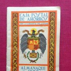 Coleccionismo Calendarios: ANTIGUO ALMANAQUE 1957. CAJA DE AHORROS DE CORDOBA. Lote 195188437