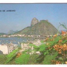 Coleccionismo Calendarios: CALENDARIO DE BOLSILLO DE BRASIL AÑO 1991 RIO DE JANEIRO - VER FOTO DE REVERSO. Lote 195232802