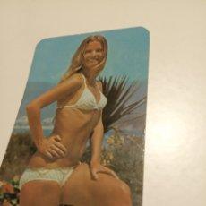 Coleccionismo Calendarios: CHICA. Lote 195242502