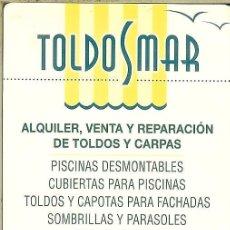 Coleccionismo Calendarios: CALENDARIO PUBLICITARIO - 2004 - TOLDOSMAR - SANTANDER. Lote 195245390