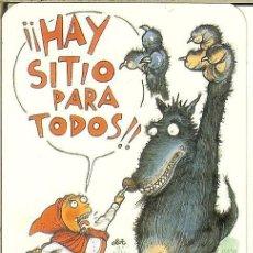 Coleccionismo Calendarios: CALENDARIO PUBLICITARIO - 2004 - TIENDAS ALONSO. Lote 195245458