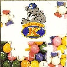 Coleccionismo Calendarios: CALENDARIO PUBLICITARIO - 2004 - TIENDAS K - SANTANDER. Lote 195245516