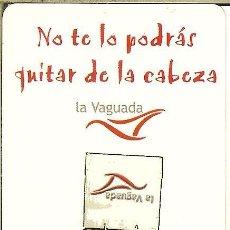 Coleccionismo Calendarios: CALENDARIO PUBLICITARIO - 2004 - C.C. LA VAGUADA. Lote 195245610