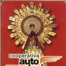 Coleccionismo Calendarios: CALENDARIO PUBLICITARIO - 2004 - COOPERATIVA AUTO TAXI ZARAGOZA. Lote 195298061