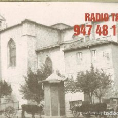 Coleccionismo Calendarios: CALENDARIO PUBLICITARIO - 2004 - RADIO TAXI BURGOS. Lote 195299028
