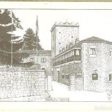Coleccionismo Calendarios: CALENDARIO PUBLICITARIO - 2004 - MUÑOZ TRAVEL - PARADOR DE TURISMO DE AVILA. Lote 195330960