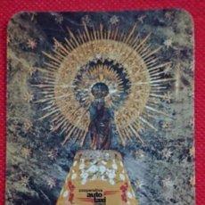 Coleccionismo Calendarios: CALENDARIO RADIO TAXI ZARAGOZA AÑO 2001. Lote 195331187