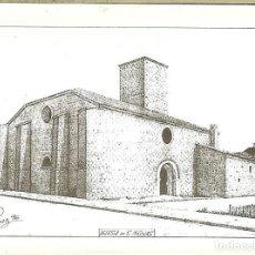 Coleccionismo Calendarios: CALENDARIO PUBLICITARIO - 2004 - MUÑOZ TRAVEL - IGLESIA DE S. NICOLÁS - AVILA. Lote 195331211