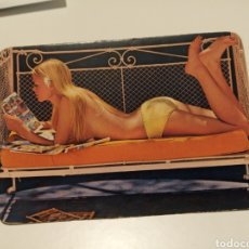 Coleccionismo Calendarios: CHICA. Lote 195338355