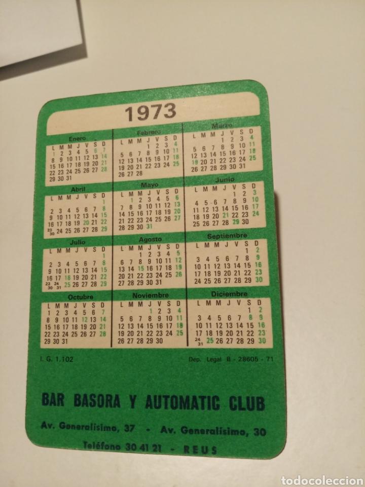 Coleccionismo Calendarios: Chica - Foto 2 - 195338423