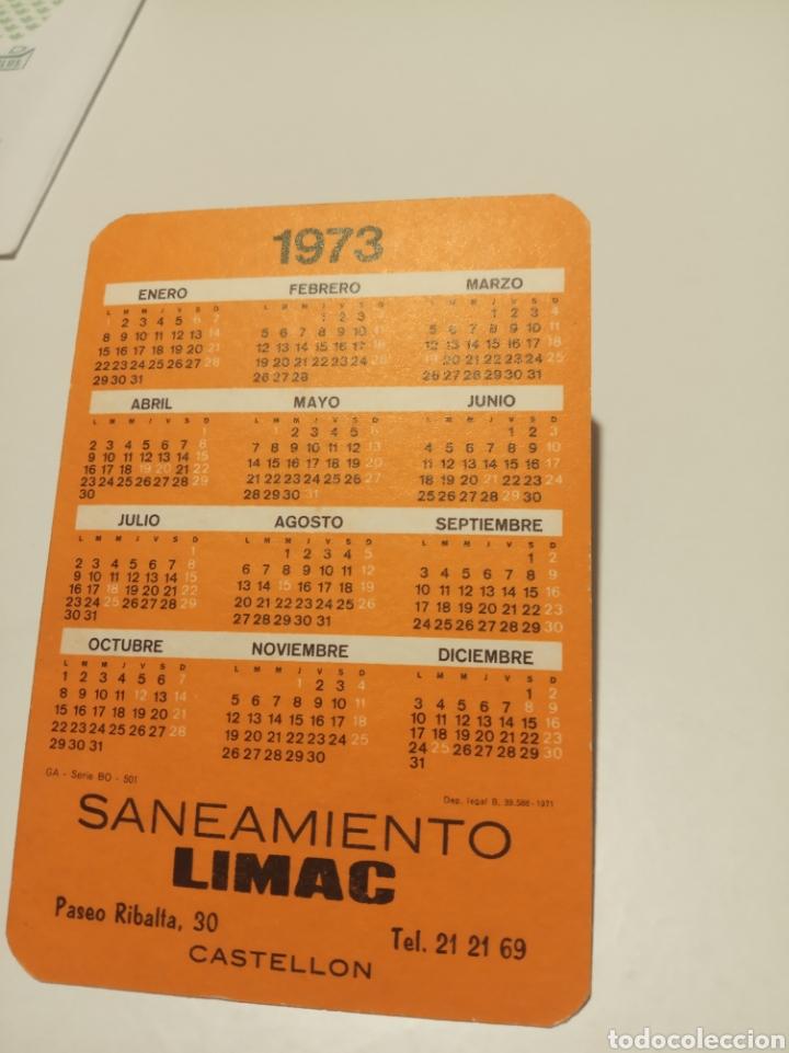Coleccionismo Calendarios: Chica - Foto 2 - 195338771