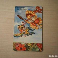 Coleccionismo Calendarios: CALENDARIO BOLSILLO CIBALGINA (1975). Lote 195384875