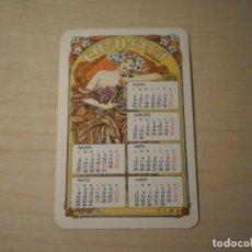 Coleccionismo Calendarios: CALENDARIO BOLSILLO CIBALGINA (1977). Lote 195384958