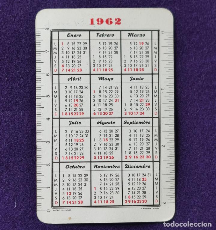 Coleccionismo Calendarios: CALENDARIO FOURNIER. BANCO DE BILBAO. 1962 - Foto 2 - 195393397