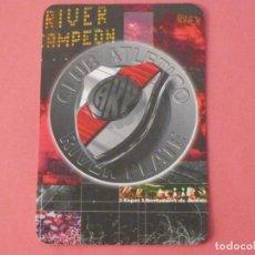 Coleccionismo Calendarios: CALENDARIO DE BOLSILLO FUTBOL RIVER PLATE AÑO 2003 LOTE 1 MIRAR FOTOS. Lote 195393642