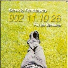 Coleccionismo Calendarios: CALENDARIO PUBLICITARIO - 2003 - PEUGEOT. Lote 195429008